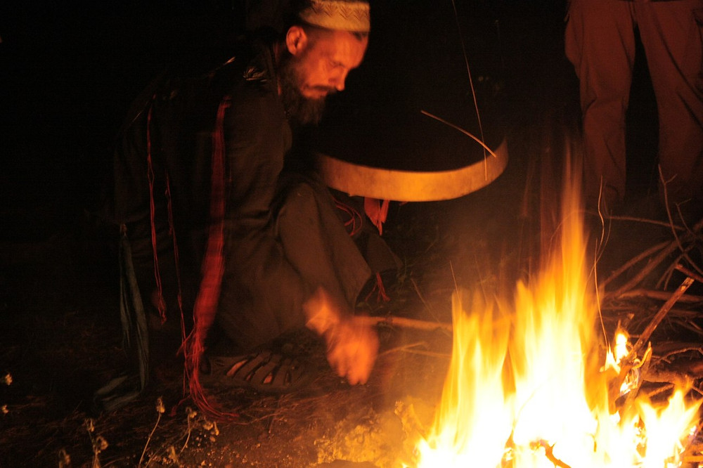 Тарас Журба, шаманизм, Вера Вечного Неба