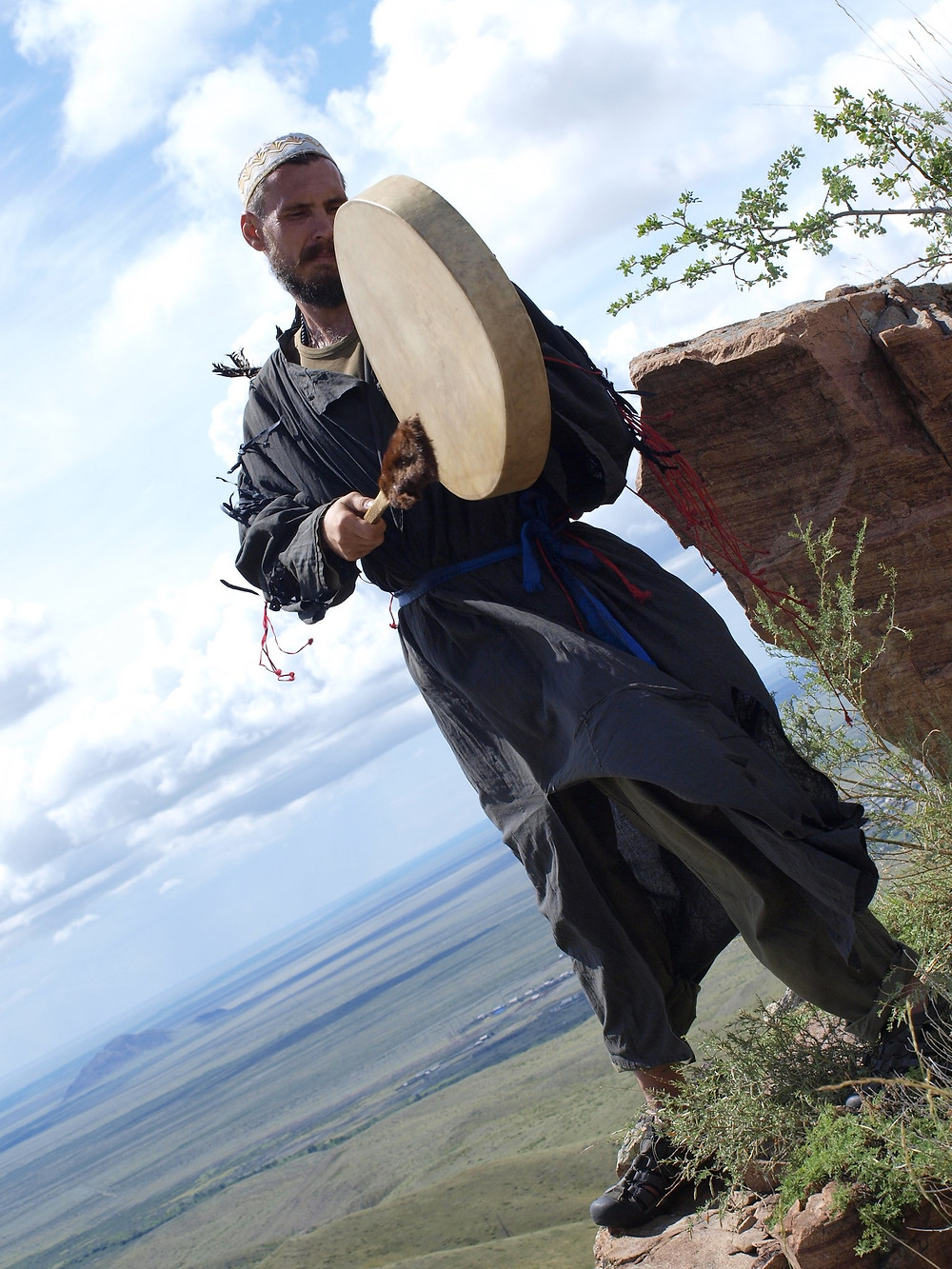 шаманизм, Тарас Журба, интервью Журба, шаман, целитель, вера, предназначение, как стать шаманом