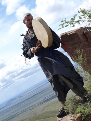 Тарас Журба: шаманизм - коренная вера. Познание мироздания.