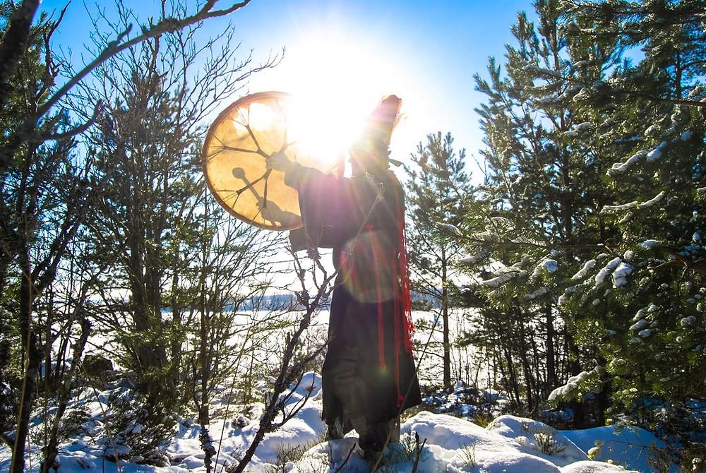 шаманские обряды и практики великий новгород