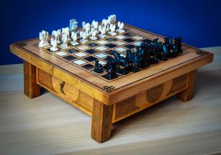 Chess of Destiny by T.B.Kunga