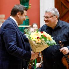 Юбилей Сергея Стадлера