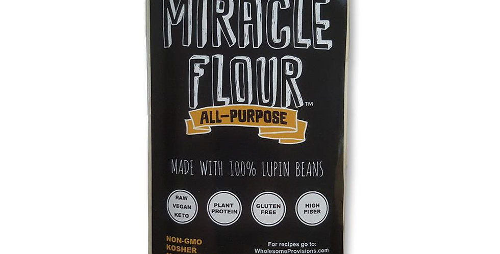 Miracle Flour by Wholesome Provisions - 16 oz - 1g Net Carb