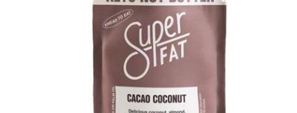 Super Fat Cacao Coconut Keto Nut Butter - 1.5 oz - 3g Net Carbs