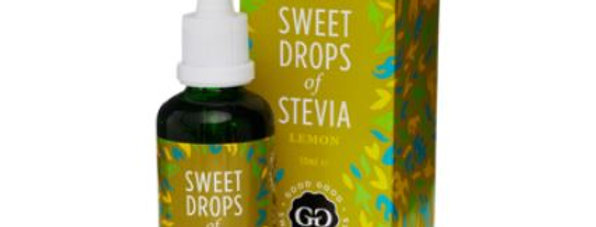 Good Good Lemon Sweet Drops of Stevia  - 1.69 oz - 0 Net Carbs