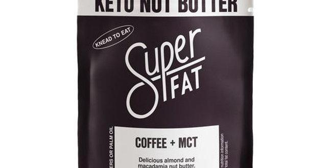 Super Fat Coffee + MCT Keto Nut Butter - 1.5 oz - 5g Net Carbs