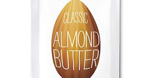 Justin's Squeeze Pack Classic Almond Butter - 1.15 oz - 2g Net Carbs