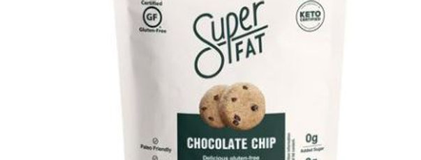 Super Fat Chocolate Chip Keto Cookie Bites - 2.25oz - 3g Net Carbs