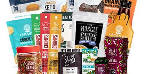 Keto Snack Pack - 15 ct - Save up to 18%
