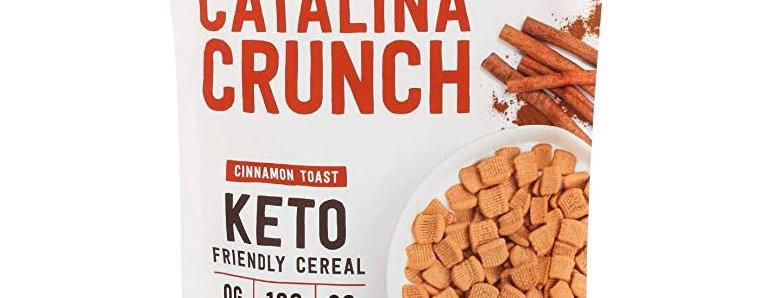 Catalina Crunch Cinnamon Toast Keto Cereal - 9 oz - 3g Net Carbs