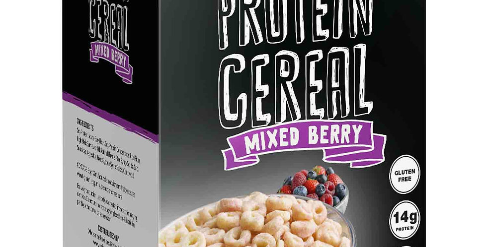 Mixed Berry Protein Cereal by Wholesome Provisions - 5.12 oz - 7g Net Carbs