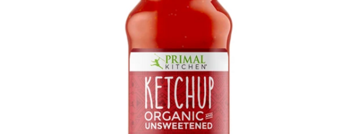 Primal Kitchen Organic Ketchup - 11.3 oz - 2 Net Carbs