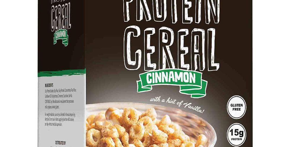 Cinnamon Protein Cereal by Wholesome Provisions - 5.12 oz - 4g Net Carbs