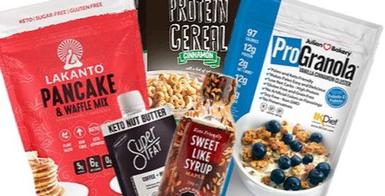 Keto Breakfast Bundle - 5 ct - Bundle and Save!
