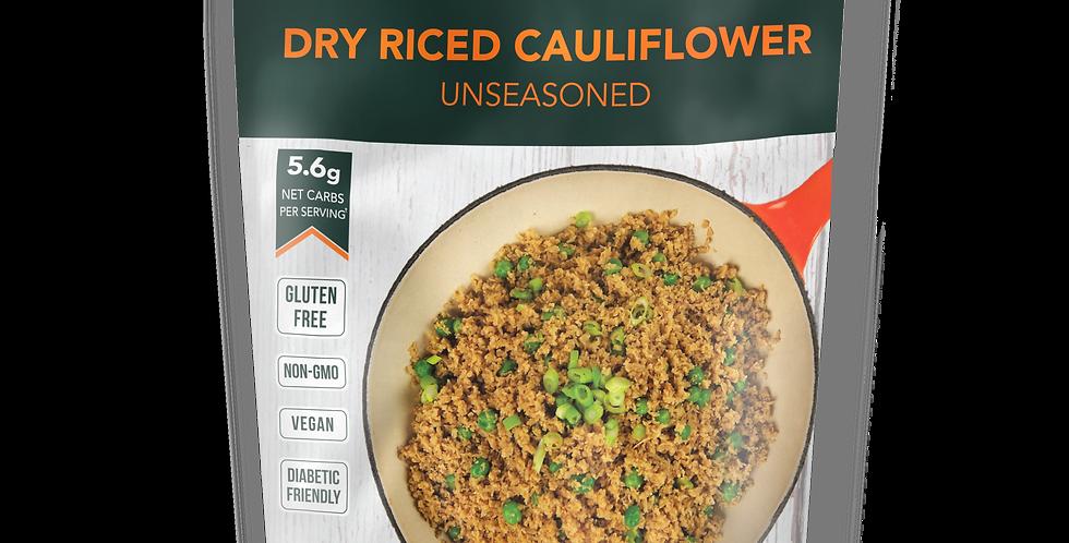Keto and Co Dry Riced Cauliflower - 2.8 oz - 5.6g Net Carbs