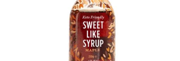 Good Good Sweet Like Syrup - Maple - 8.8 oz - 0 Net Carbs