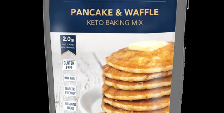 Keto and Co Pancake & Waffle Mix - 9.3 oz - 2g Net Carbs