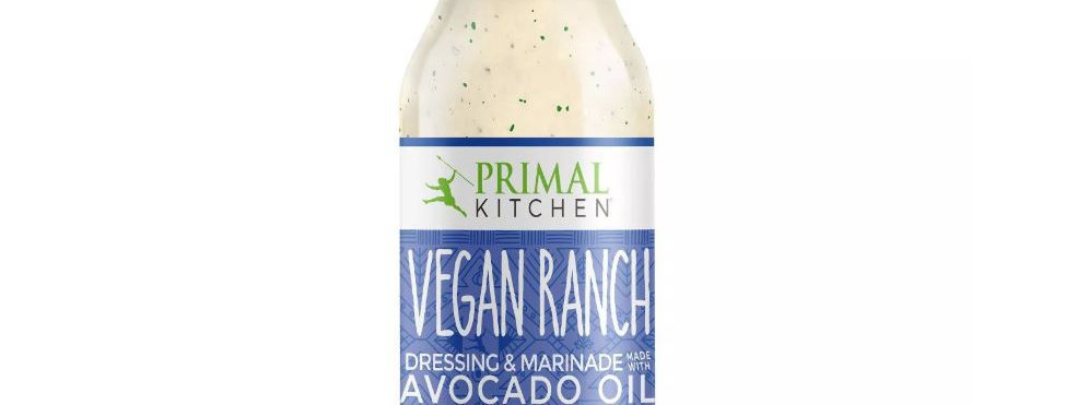 Primal Kitchen Vegan Ranch Dressing - 8 oz - 1 Net Carb