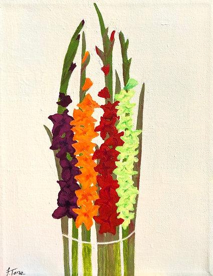 gladiolus (sold)