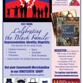 Celebrating the Black Family: Representation, Identity, Diversity