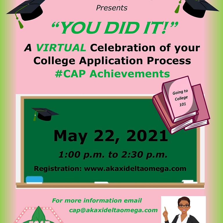 #CAP Celebration Event