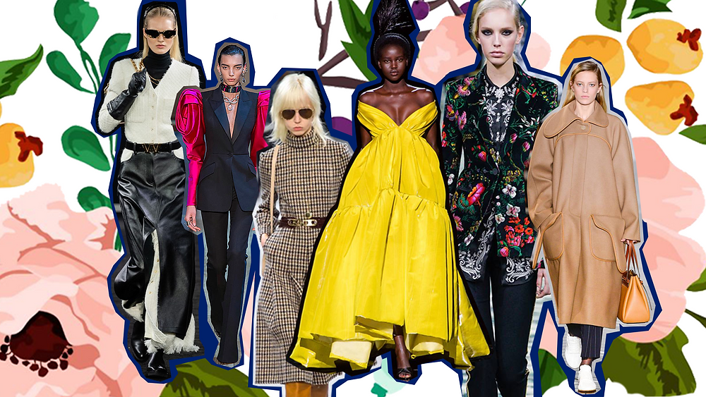 AW19 Trend Forecast by Sasha Green