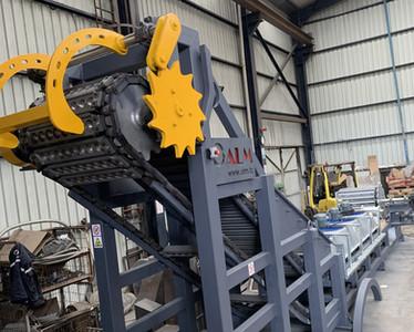 INGOT CASTING MACHINES