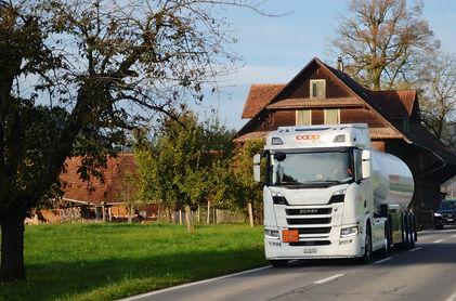 Diesel Transport Hasler Transport AG