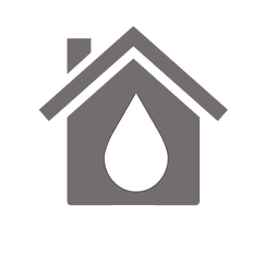 Heizöl Transport grau Symbol