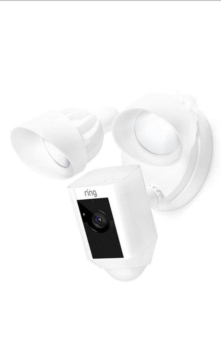 Security Light Video Surveillance