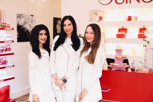 Als Marktführer in Frankreich wird  GUINOT von Dermatologen und Schönheitschirurgen Empfohlen.