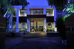 Resort At Umbergaon