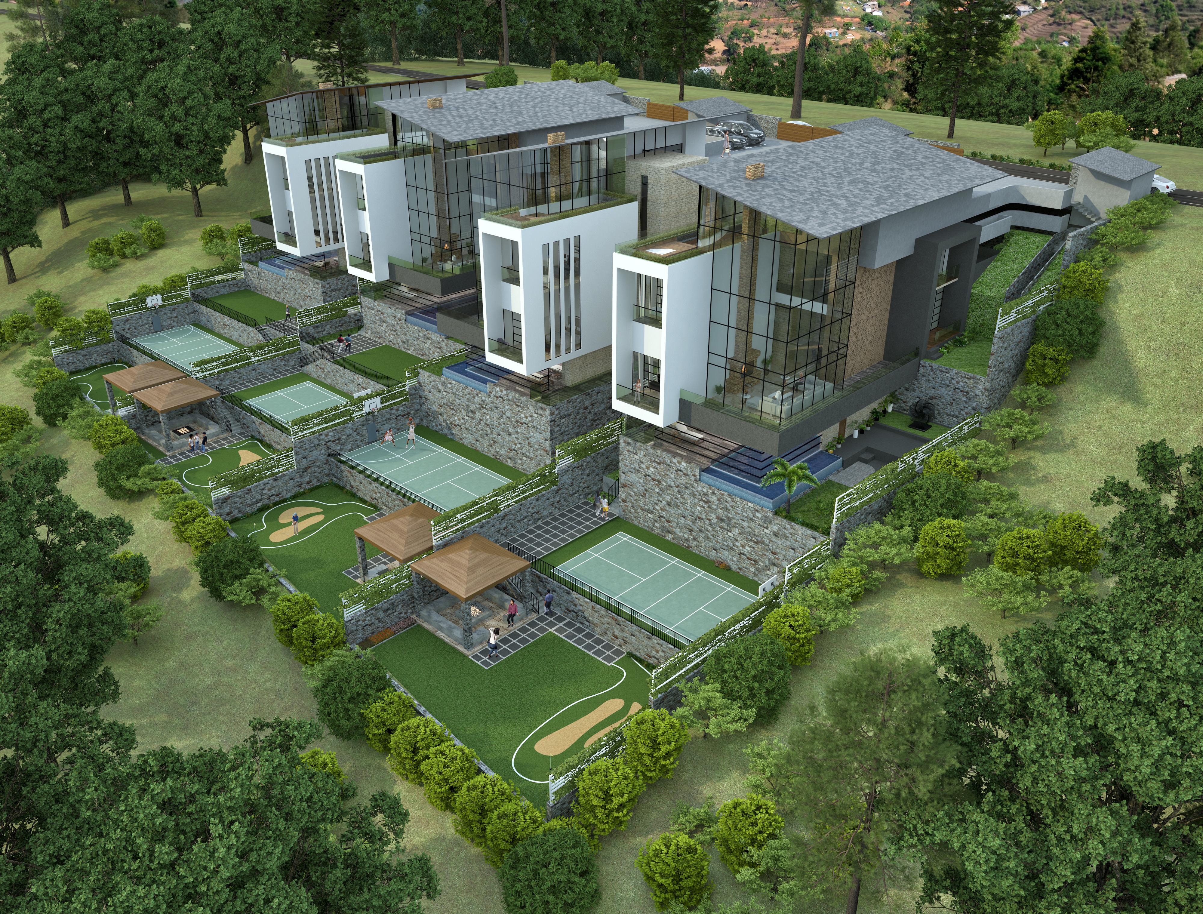 Kodai Villa