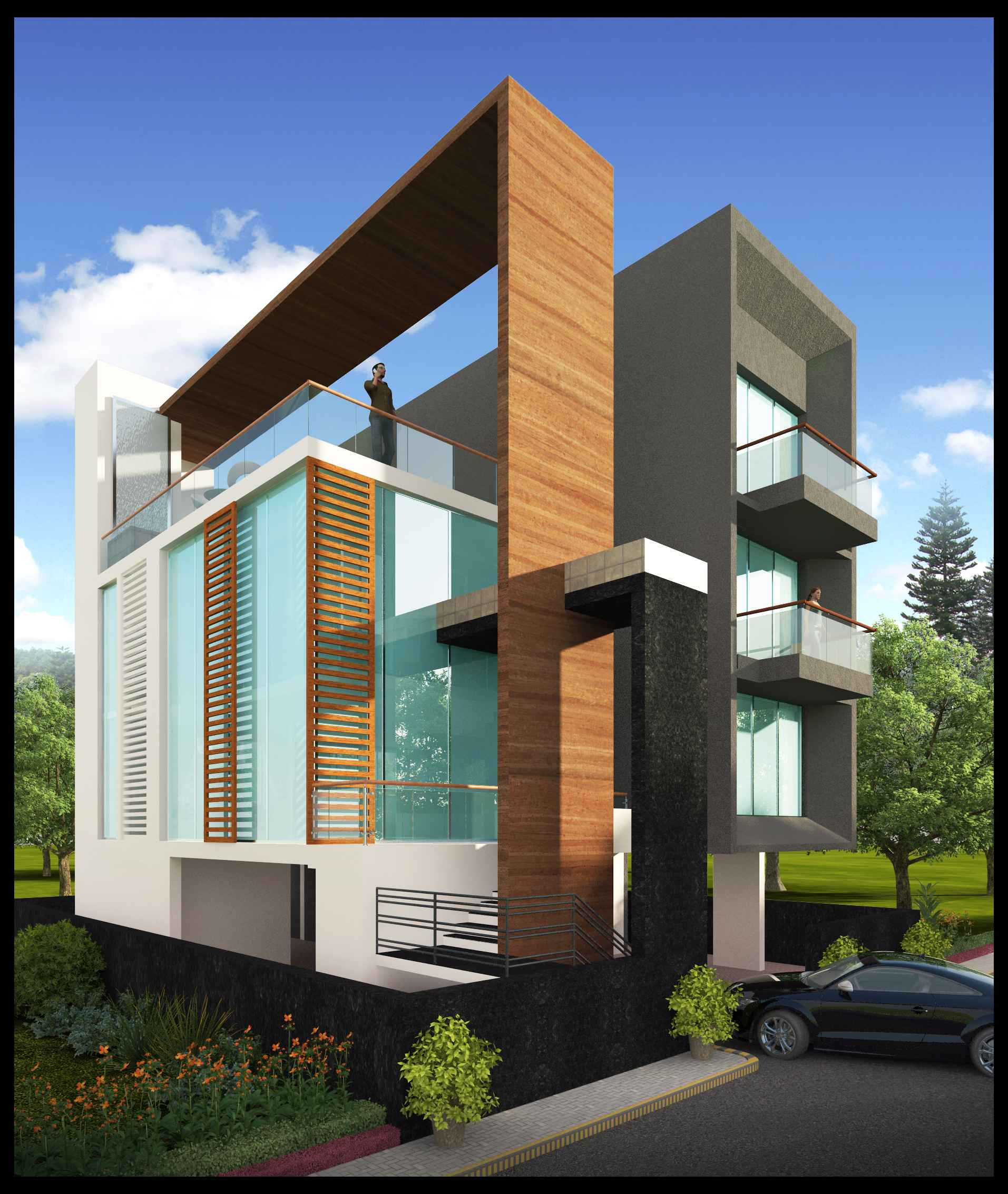 Shri Krishna House
