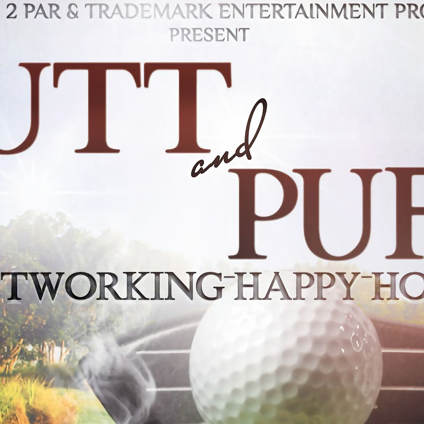 Putt-n-Puff Thursday Networking Happy Hour on Course