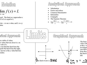 """Reach your """"Limit"""" in Calculus"""