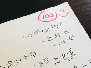 Here's a Quick Way to Ace your first AP® Calculus test