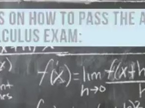 How to Pass the AP® Calculus Exam