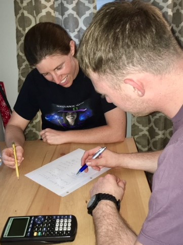 Meryl an AP Calculus tutor
