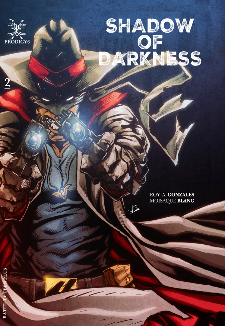 Shadow Of Darness VOL 2