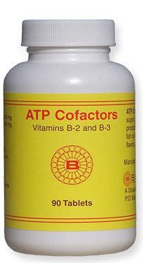 ATP COFACTORS ™ 90 Tablets