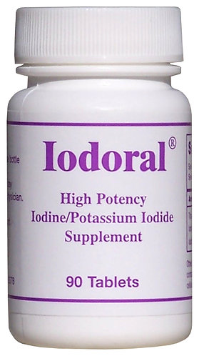 IODORAL® 90 12.5mg Tablets