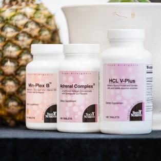 Nutritional Supplements (HCL, etc)