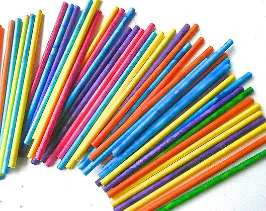 Birdtalk Bird Toys - 10 Lollypop Sticks