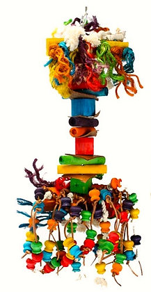 Birdtalk Bird Toys - Lots of Everything