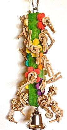 Birdtalk Bird Toys - Knotty Block
