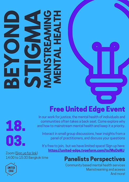 Beyond Stigma_ Mainstreaming Mental Heal
