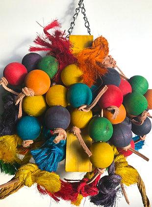 Birdtalk Bird Toys - Macaw Busy Toy