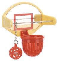 Birdtalk Bird Toys - Birdie Basketball