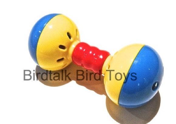 Birdtalk Bird Toys - Jingle Barrel
